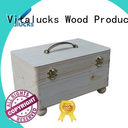 Vitalucks hot-sale bulk wooden boxes quality assured