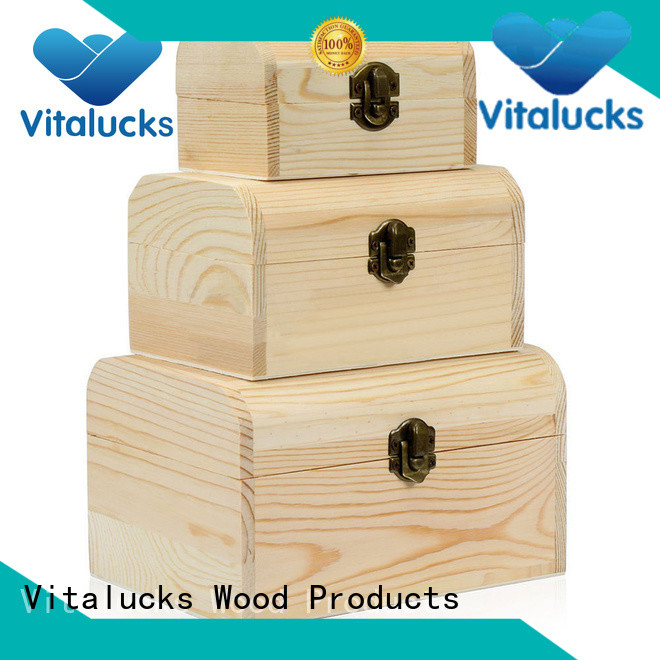 unfinished unfinished wooden craft boxes fast delivery