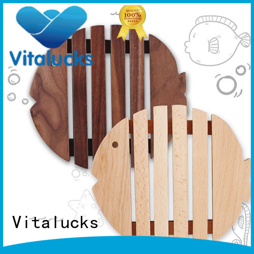 Vitalucks wooden coffee cup wholesale for rest room