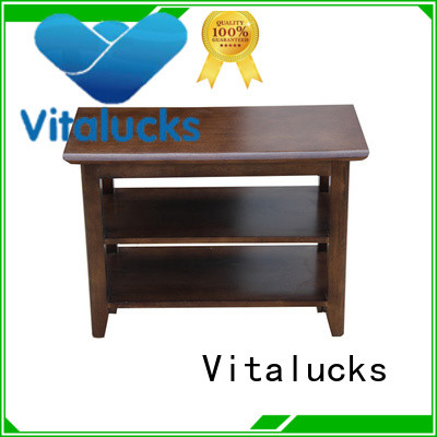 Vitalucks top-selling hardwood shoe cabinet large capacity for room