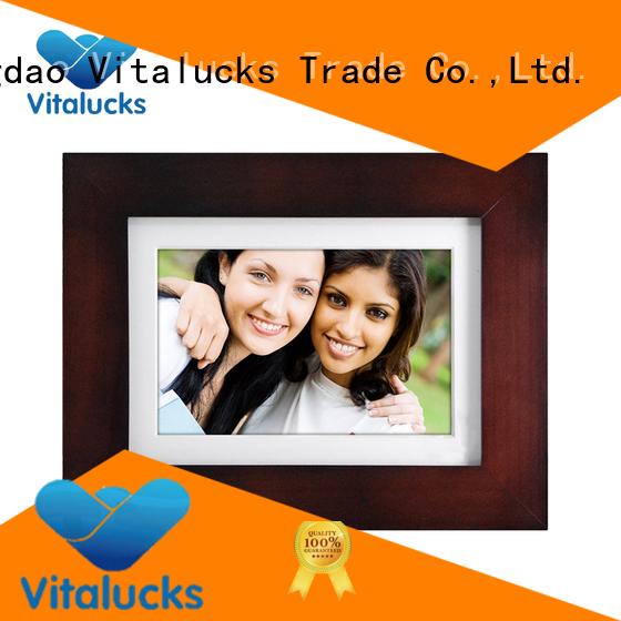 Vitalucks hot-sale wooden picture frame bulk supply best factory