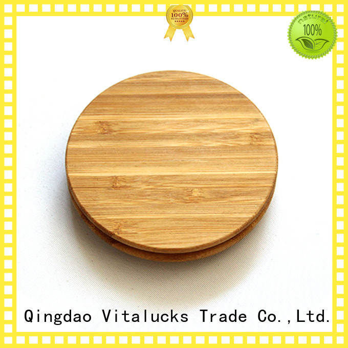best price wooden lid durable production