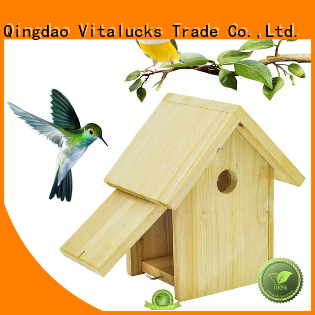 Vitalucks custom birdhouses competitive price