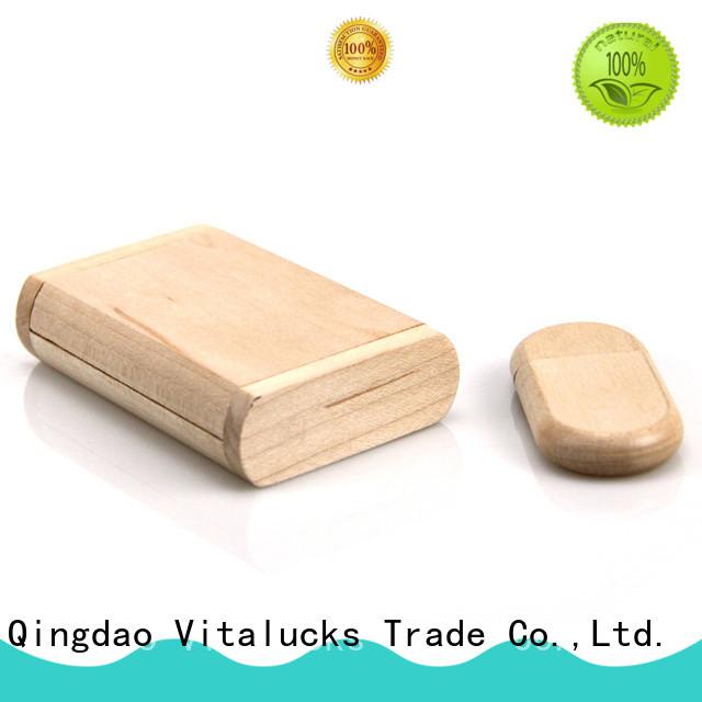 Vitalucks custom bulk wooden boxes favorable price latest design