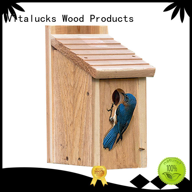 professional wooden bird box oem&odm