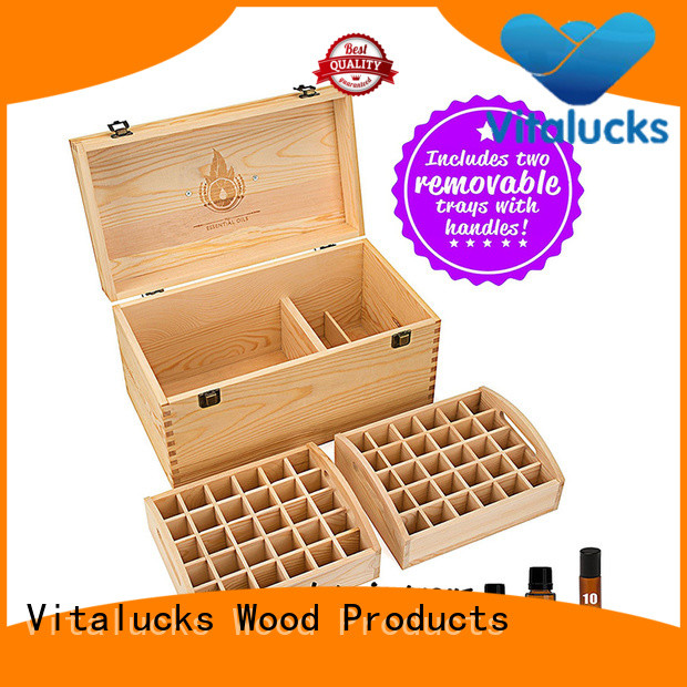 essential oil wood box quality assured high performance