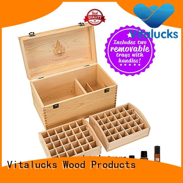 essential oil wood box quality assured high performance