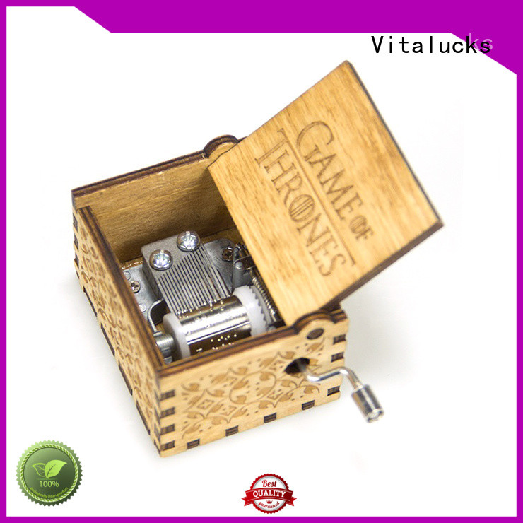 environmental music boxes for children wholesale competitive price