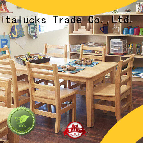 Vitalucks wooden chair commercial fast delivery