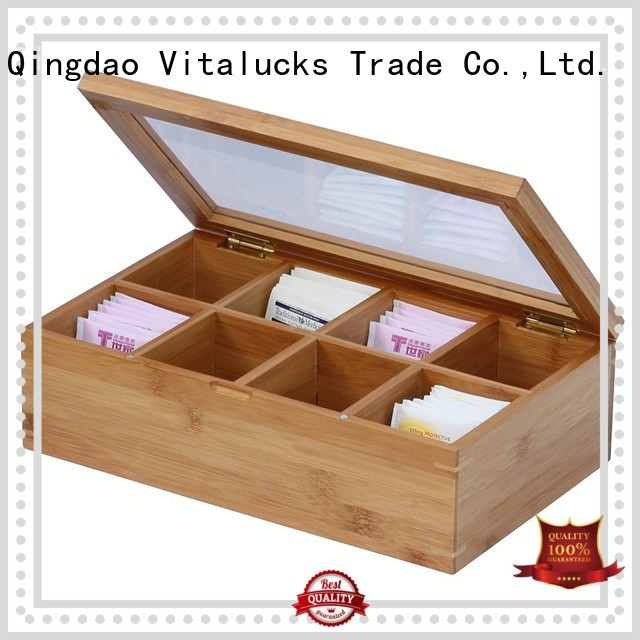 Vitalucks tea storage containers oem&odm fast delivery