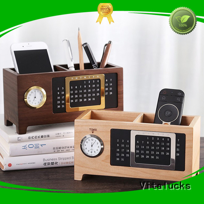 Vitalucks professional homemade pencil holder wholesale for customization