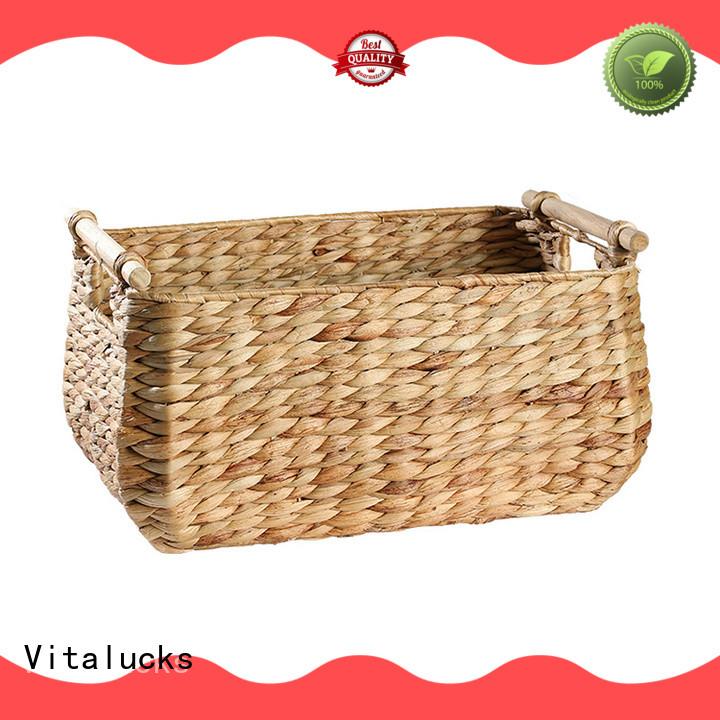 Vitalucks best price bathroom storage baskets adjustable for rest room