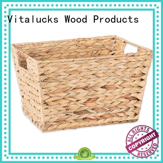 Vitalucks grass basket modern for rest room