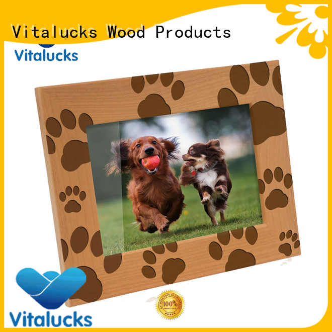 Vitalucks fashion modern photo frame sample fast delivery