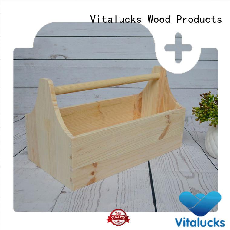 sample supply wooden packaging box fashion customization