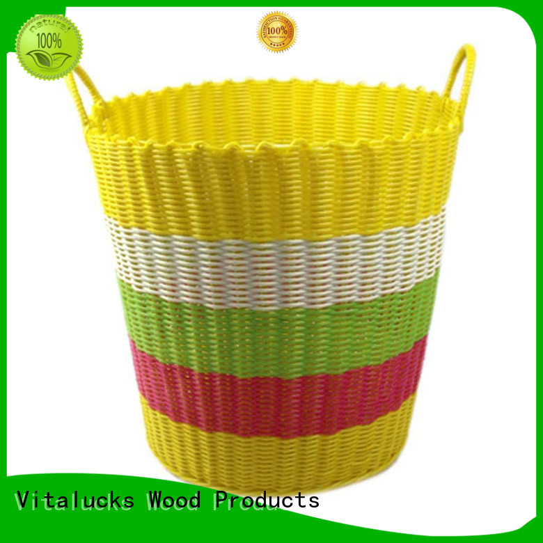 Vitalucks high quality material best basket oem&odm