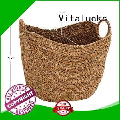 Vitalucks oem&odm grass basket adjustable for home