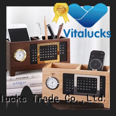 bulk supply wooden pen holder best price for customization