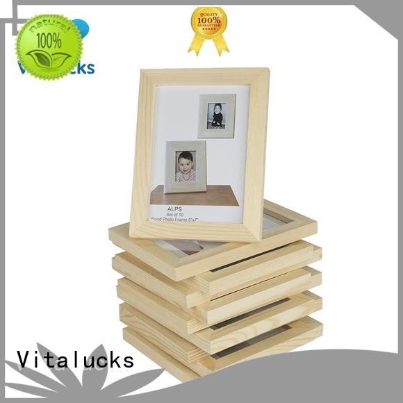 Vitalucks fashion gallery photo frames wholesale supply manufacturing