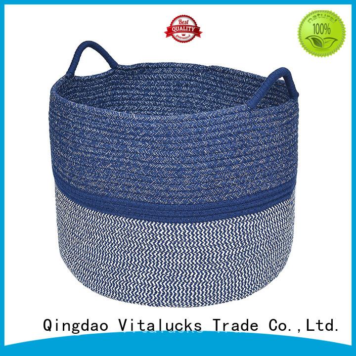 Vitalucks professional tote baskets storage high qualtiy best price