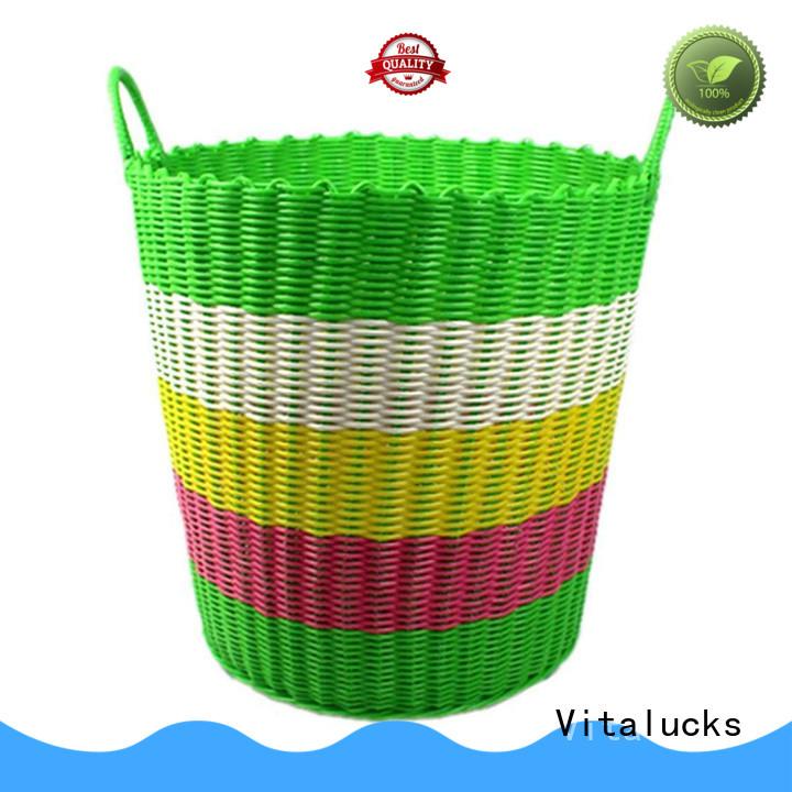 Vitalucks best basket wholesale oem&odm