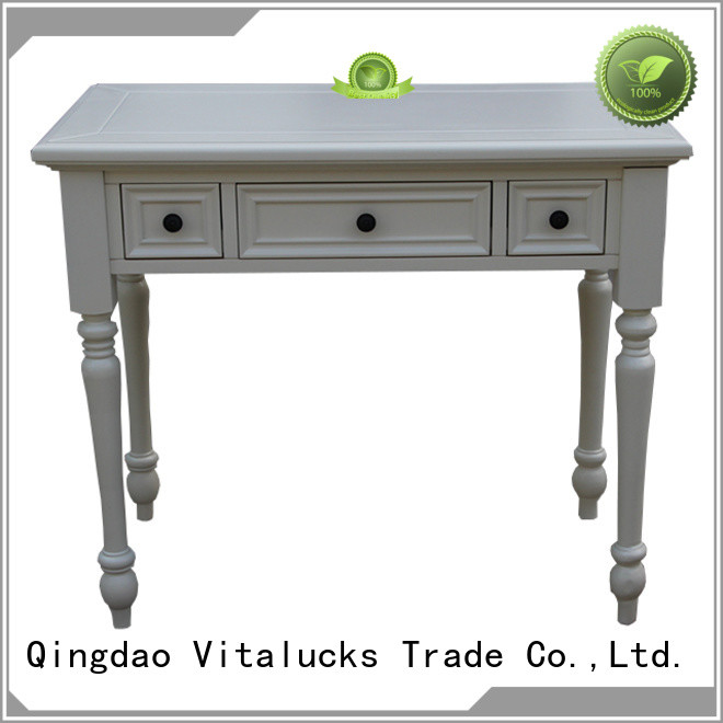 Vitalucks real wood dining table commercial office workstation