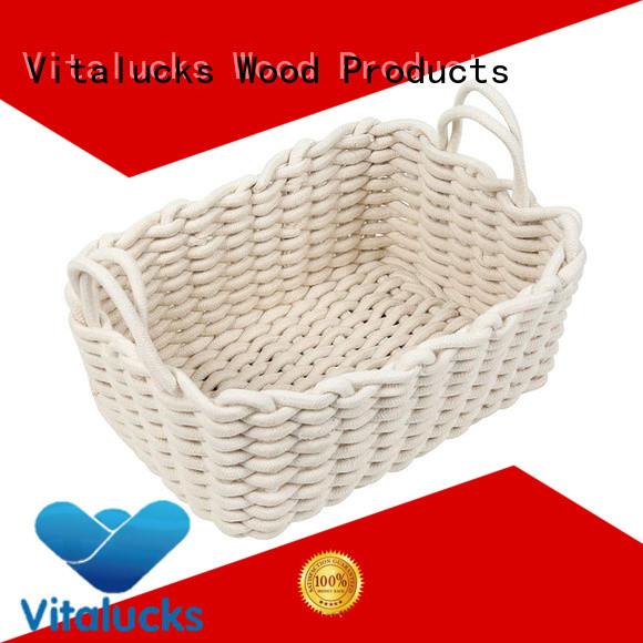 custom shop storage baskets customizaition