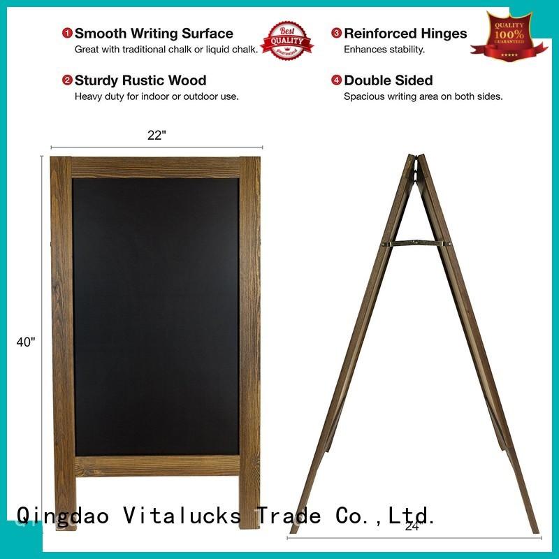 popular custom chalkboard solid wholesale supply