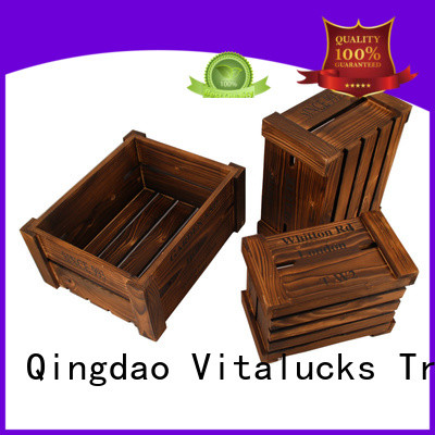wooden crate OEM&ODM at discount