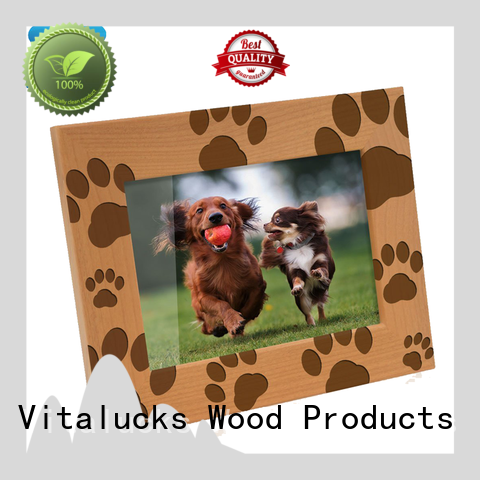 Vitalucks panoramic picture frames sample manufacturing