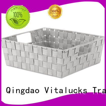 Vitalucks anti-stain wholesale gift baskets environmental friendly bulk supply