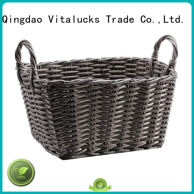 Vitalucks high quality material pp basket manufacturing