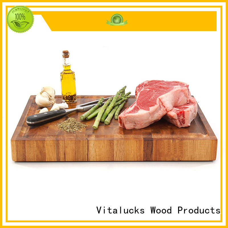 professional wooden chopping boards commercial for chopping meat