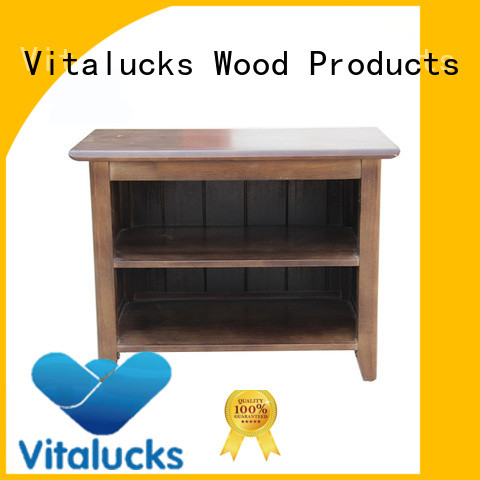 Vitalucks durable footwear storage simple structure for family