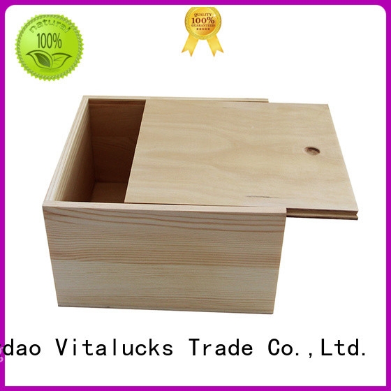 custom bulk wooden boxes favorable price