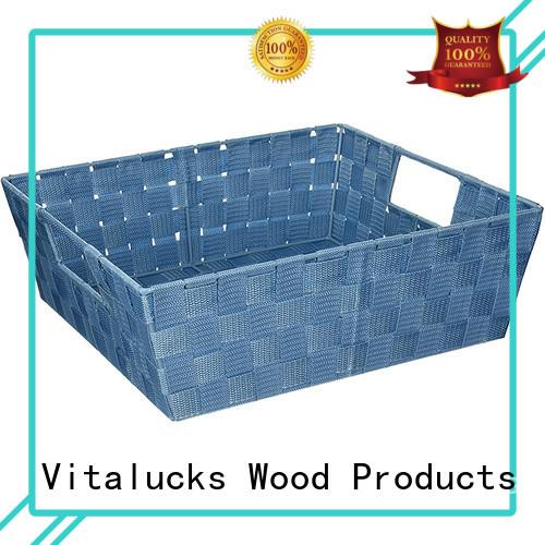 Vitalucks anti-stain basket making supplies fine workmanship