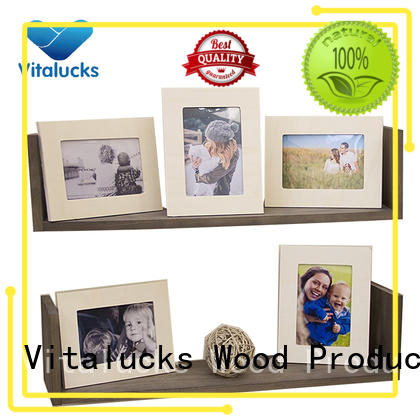 Vitalucks fashion fancy photo frame wholesale supply manufacturing