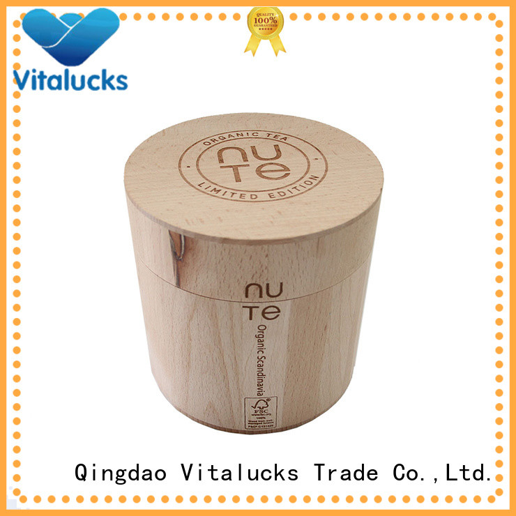 Vitalucks professional wooden kitchen canisters advantageous fast delivery