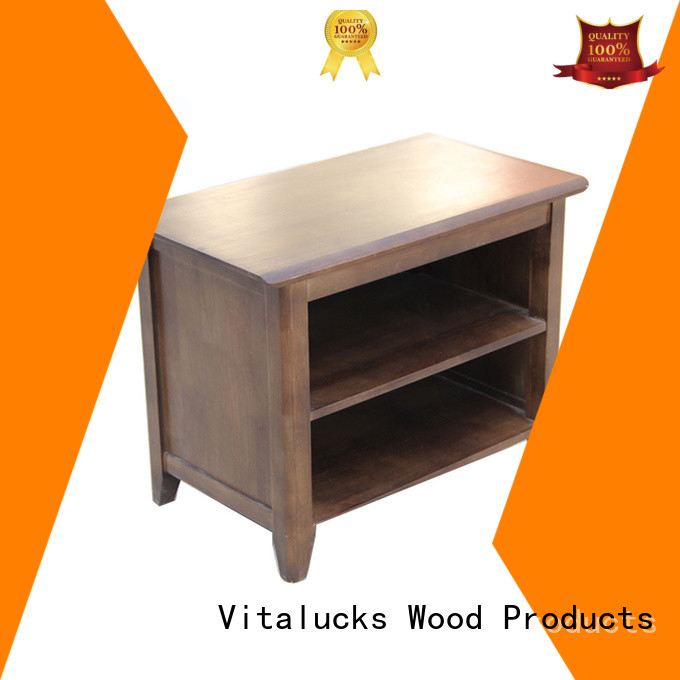 Vitalucks top-selling hardwood shoe cabinet large capacity for family