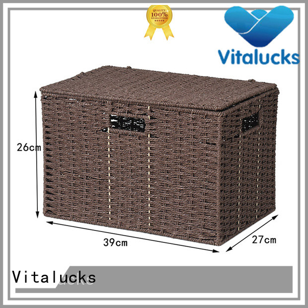 round woven basket favorable price production