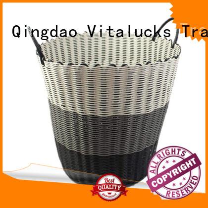 Vitalucks high quality material best basket wholesale customization