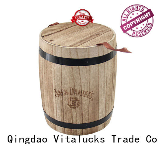 Vitalucks wooden kitchen canisters multi-functional wholesale