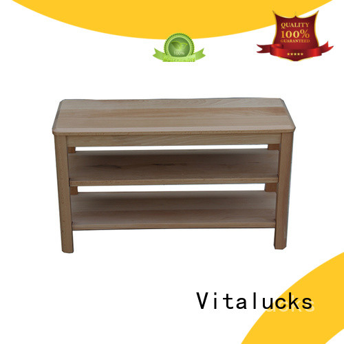Vitalucks wooden shoe cabinets large capacity for room