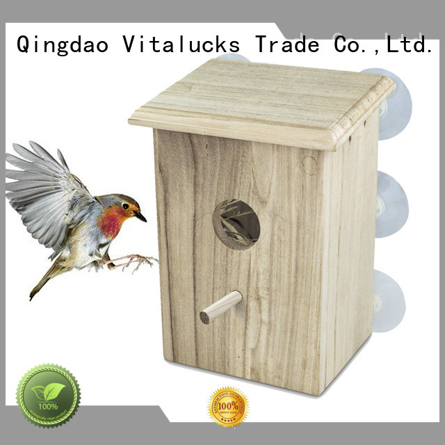 wholesale decorative bird houses custom competitive price