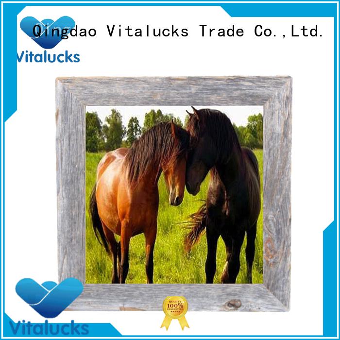 Vitalucks custom size frames wholesale supply best factory