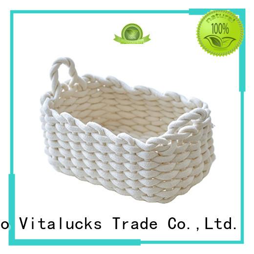 custom home storage baskets high qualtiy manufacturing