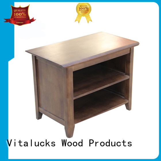trendy timber shoe cabinet large capacity for wholesale