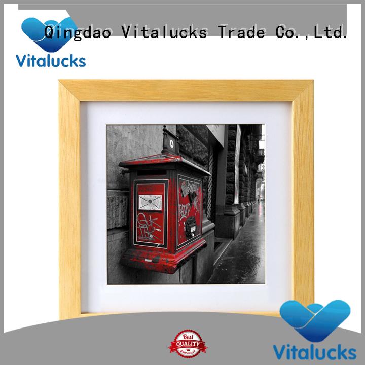 Vitalucks bulk picture frames sample manufacturing