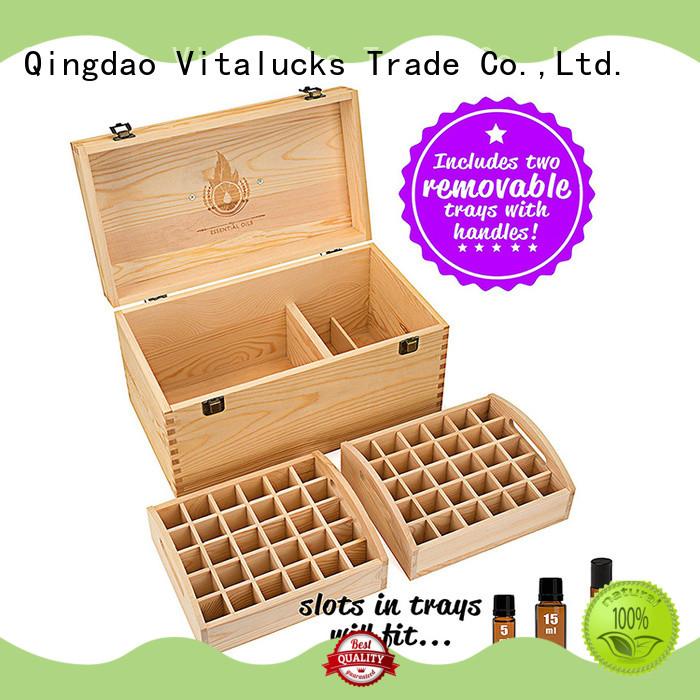 essential oil storage box bulk supply