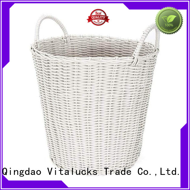 Vitalucks pp basket wholesale manufacturing